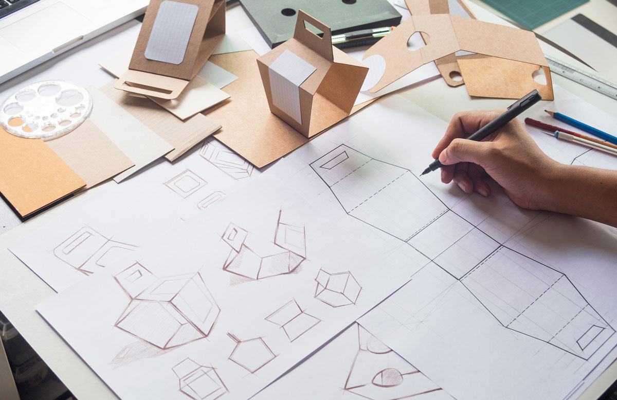 Package Prototyping - Fixy Creative